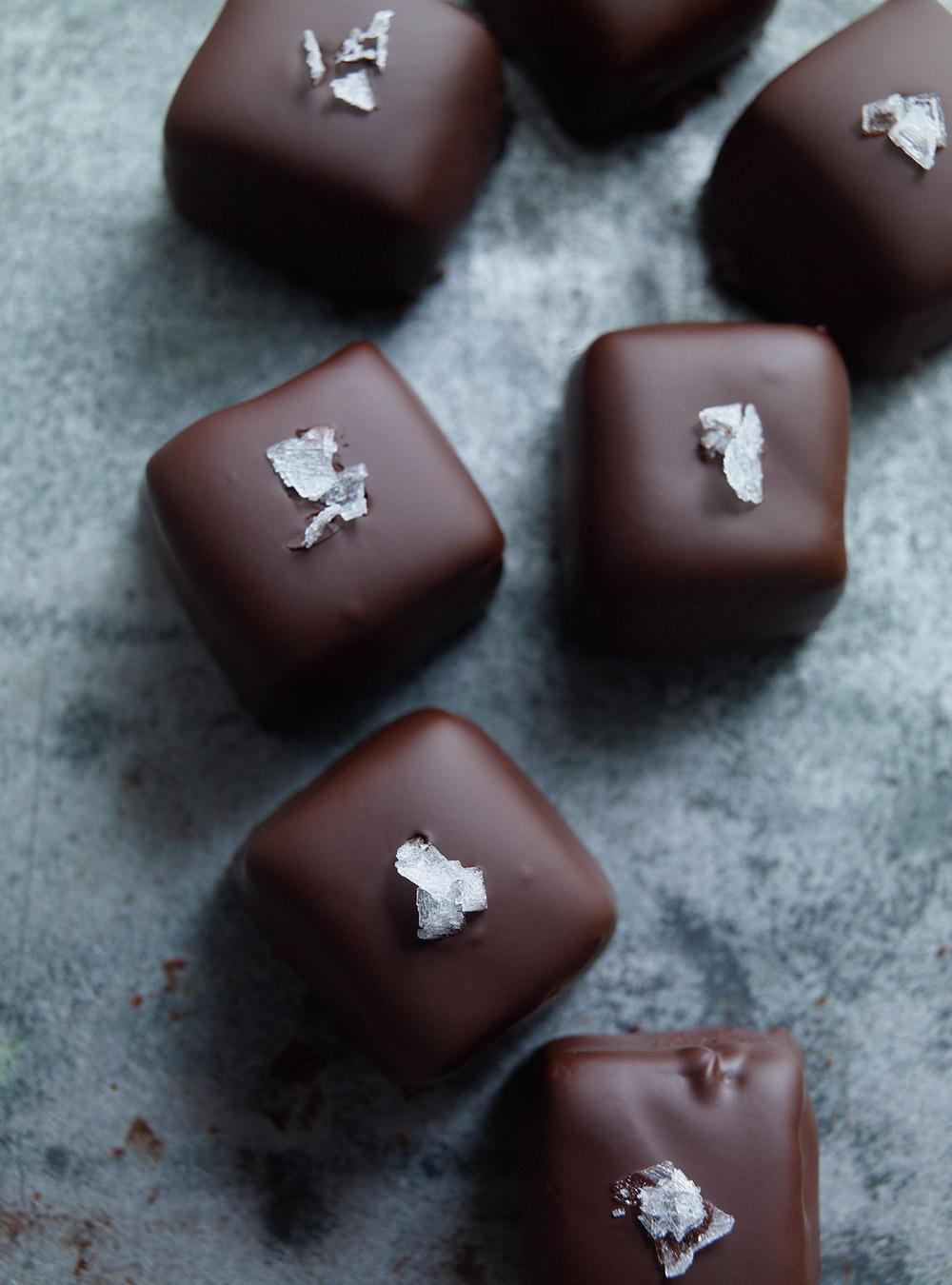 Caramels mous au chocolat | ricardo