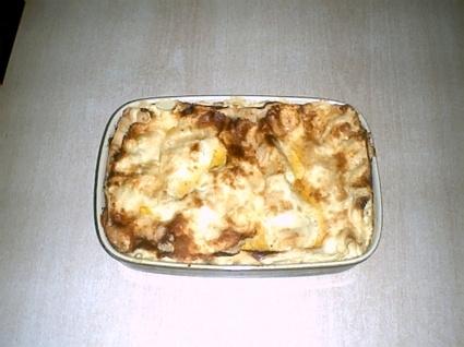 Recette de lasagnes végétariennes aux cœurs d'artichauts