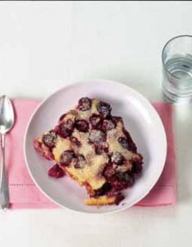 Tarte aux fraises des bois à l'arôme de rose pour 1 personne ...