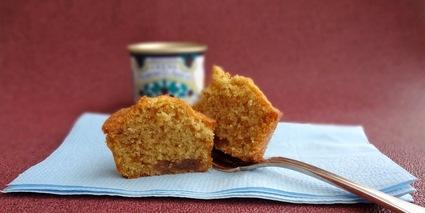 Recette de bouchées à la crème de marron et aux pépites de chocolat