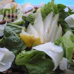 Recette salade aux poires et pecorino – toutes les recettes allrecipes