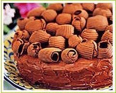 Recette gâteau aux 2 chocolats