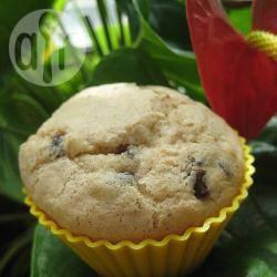 Recette muffins noisette