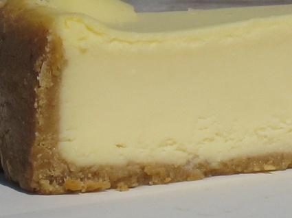 Recette de cheesecake ultra léger