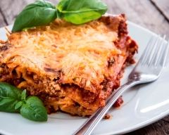 Recette lasagne à la viande
