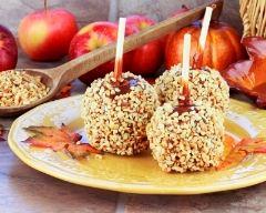 Recette pommes d'amour au caramel beurre-salé