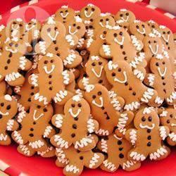 Recette petits garçons et petites filles de pain d'épices – toutes les ...
