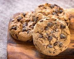 Recette cookie moelleux aux pépites de chocolat