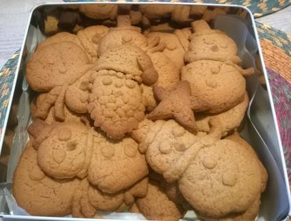 Recette de biscuits de noël à la cannelle
