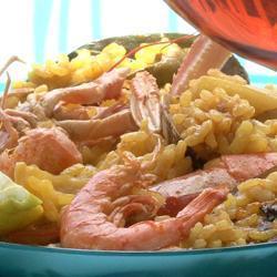 Recette paella aux fruits de mer – toutes les recettes allrecipes