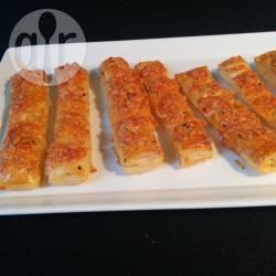 Recette allumettes feuilletées au fromage – toutes les recettes ...