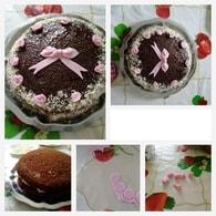 Recette de gâteau d'anniversaire moelleux au chocolat