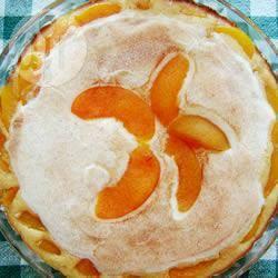 Recette tarte aux abricots et à la crème – toutes les recettes ...