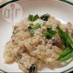 Recette risotto végétarien aux champignons – toutes les recettes ...