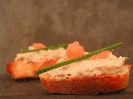 Recette de rillettes de sardines au saint morêt
