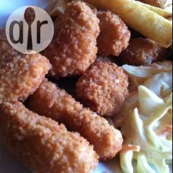 Recette scampi fritti ou beignets de langoustines – toutes les ...