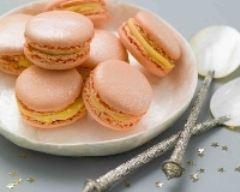 Recette macarons à l'orange et au gingembre