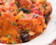 Recette poulet provençal