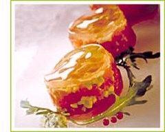 Recette ravioles de truite marinée aux épices