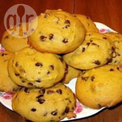 Recette cookies au potiron et au chocolat – toutes les recettes ...