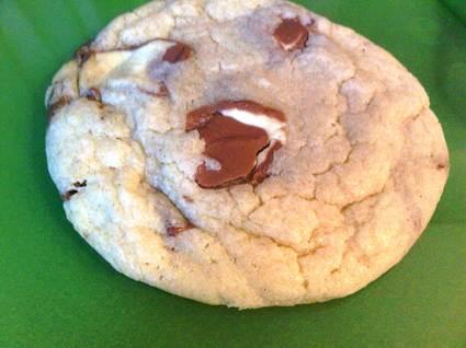 Recette de cookies au kinder maxi