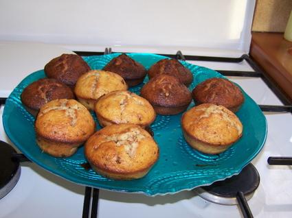 Recette de muffins aux pépites de chocolat simplissimes