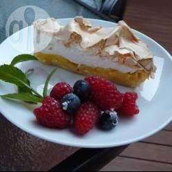 Recette tarte aux citrons meringuée – toutes les recettes allrecipes