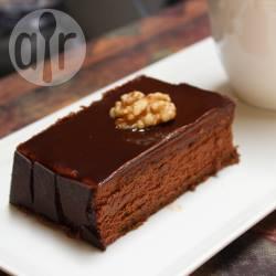 Recette gâteau tout chocolat aux noix – toutes les recettes allrecipes