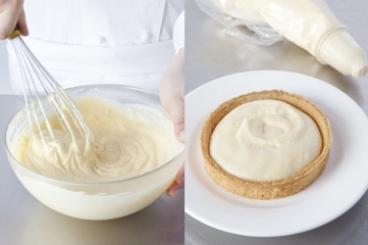 Recette de crème mousseline facile et rapide