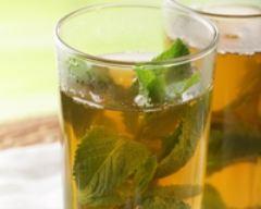 Recette thé glacé à la menthe