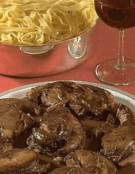 Noisettes d'agneau en chevreuil pour 4 personnes
