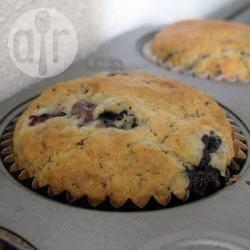 Recette muffins aux mûres – toutes les recettes allrecipes