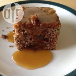 Recette gâteau aux courgettes, aux raisins secs et aux noix de ...