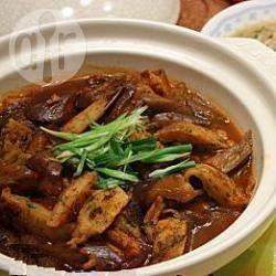Recette ragoût de tofu, poisson et aubergine – toutes les recettes ...