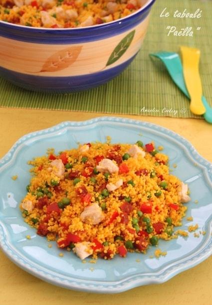 Paella, recette traditionnelle facile  recettes préférées  page 3