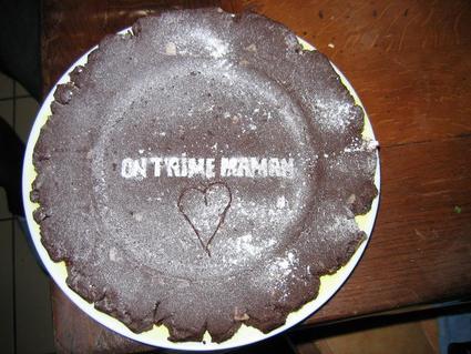 Recette de gâteau reine de saba aux amandes