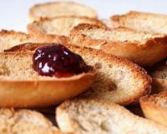 Recette pain grillés suédois