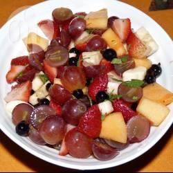 Recette salade de fruits au jus d'ananas – toutes les recettes ...