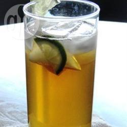 Recette thé glacé menthe citron – toutes les recettes allrecipes