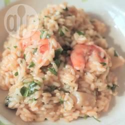 Recette risotto authentique aux fruits de mer – toutes les recettes ...