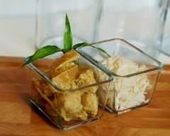 Recette poulet aux pousses de bambou, gingembre et lait de coco