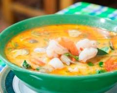 Recette tom yam kung
