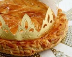 Recette galette des rois aux pommes et caramel au beurre salé