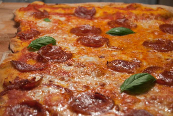 La pizza maison