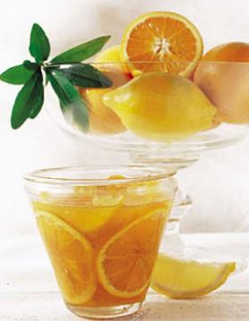 Confiture d'oranges amères pour 4 personnes
