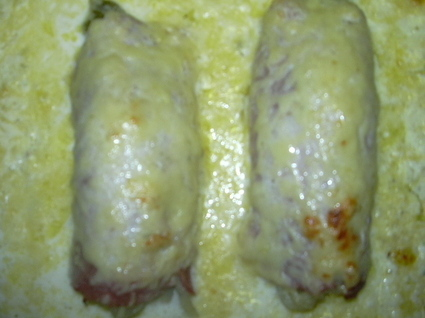 Recette endives au jambon sauce roquefort