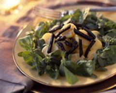 Recette salade de rattes aux truffes