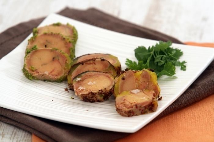 Recette de terrine de foie gras de mille façons facile et rapide