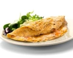 Recette omelette mexicaine