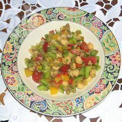 Recette salade de lentilles à la marocaine – toutes les recettes ...